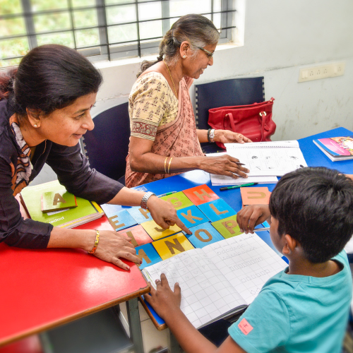 Nurturing the child in the classroom